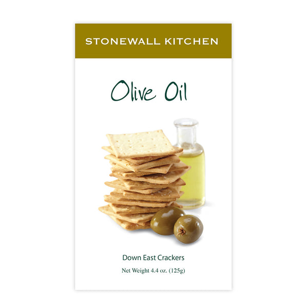 Stonewall Kitchen : Olive Oil Crackers