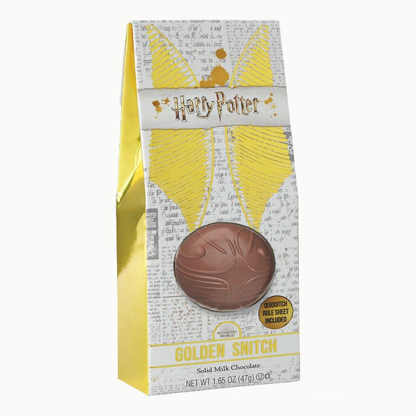 Jelly Belly : Harry Potter™ Golden Snitch Chocolate - 1.6 oz Gable Box