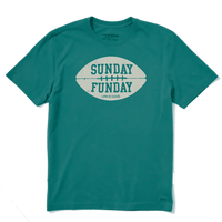 Life Is Good : Men's Sunday Funday Crusher Tee