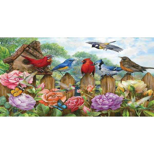 Springbok : Morning Serenade 500 Piece Jigsaw Puzzle