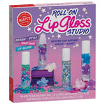 Klutz : Roll-On Lip Gloss Studio