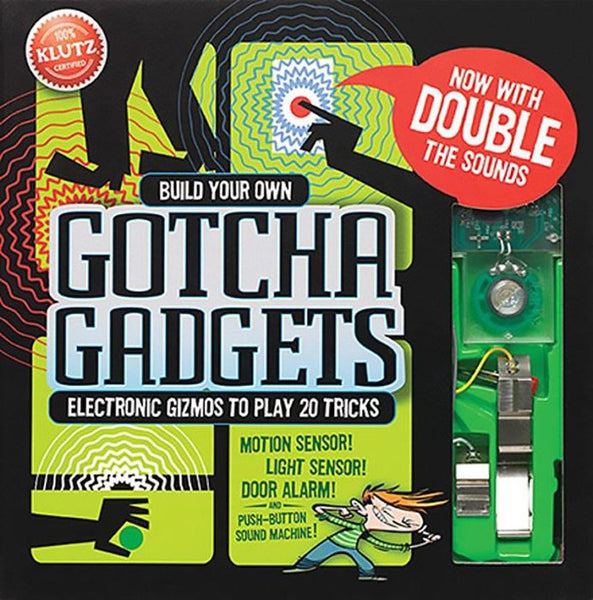 Klutz : Build Your Own Gotcha Gadgets