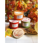 At Home by Mirabeau 12oz Soy Candles - Fall Collection (3 Asstd Styles)