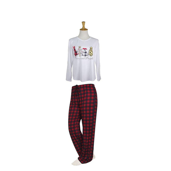 Merry & Bright Long Sleeve PJ Set
