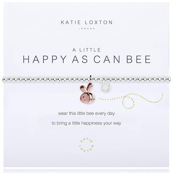 A Little Happy As Can Bee Bracelet - Annie's Hallmark Baldoria
