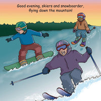 """Good Night New Hampshire"" Board Book - Annie's Hallmark Baldoria"