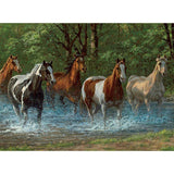 Springbok : Summer Creek 500 Piece Jigsaw Puzzle