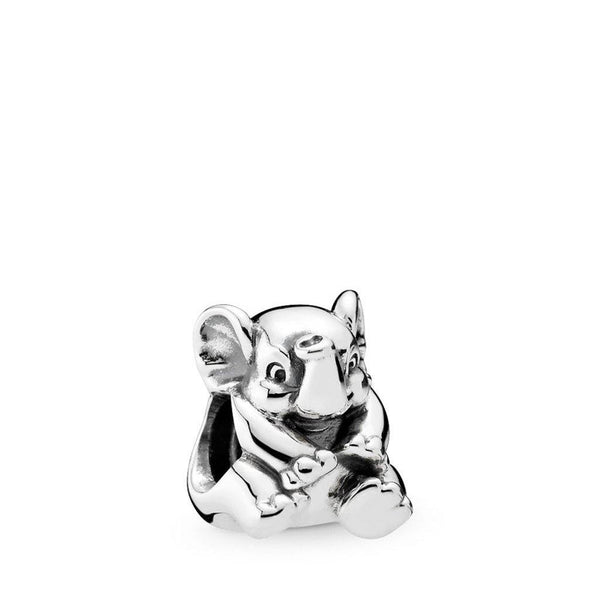 PANDORA : MOMENTS Lucky Elephant Charm