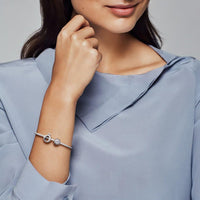 PANDORA : MOMENTS Crown O Charm in Sterling Silver