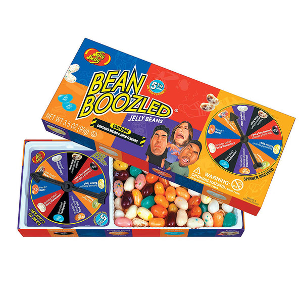 Jelly Belly : BeanBoozled Spinner Gift Box (5th edition)