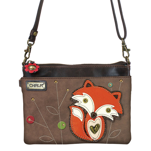 Chala : Fox Mini Crossbody