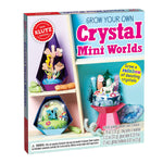 Klutz : Grow Your Own Crystal Mini World Kit