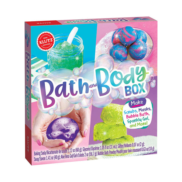 Bath and Body Box Kit - Annie's Hallmark Baldoria
