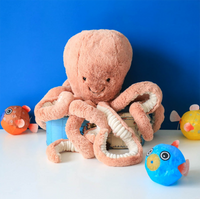 Jellycat : Odell Octopus Plush
