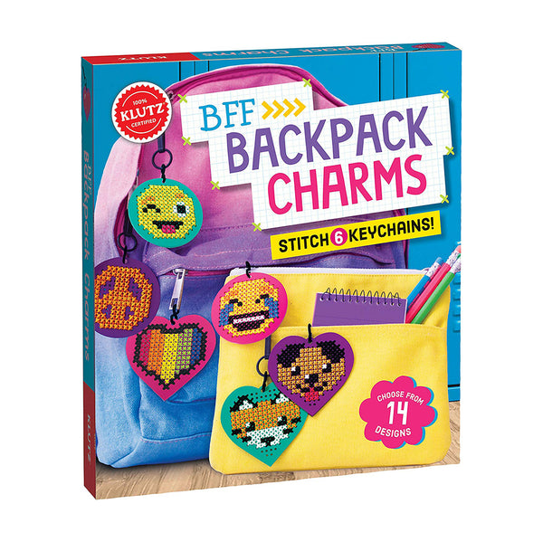 BFF Backpack Charms Kit - Annie's Hallmark Baldoria