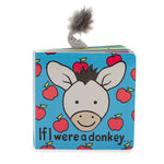"""If I Were A Donkey"" Board Book - Annie's Hallmark Baldoria"