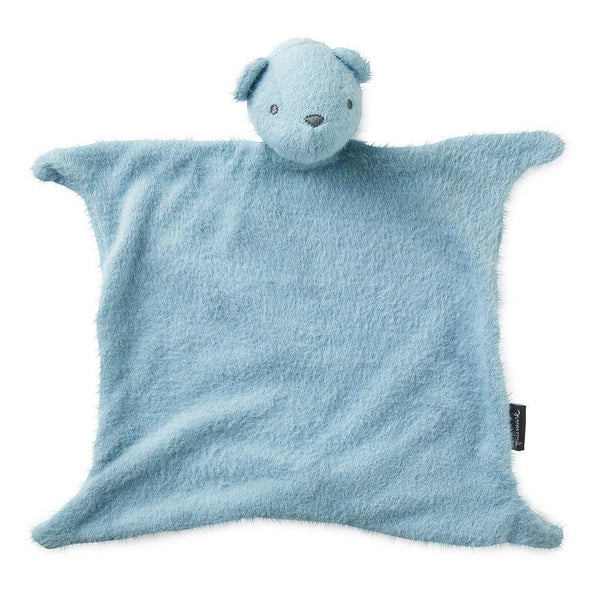 Hallmark : Blue Baby's First Teddy Bear Lovey Blanket
