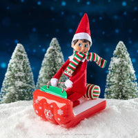 Elf On the Shelf : Claus Couture Collection Soaring Snowflake Set