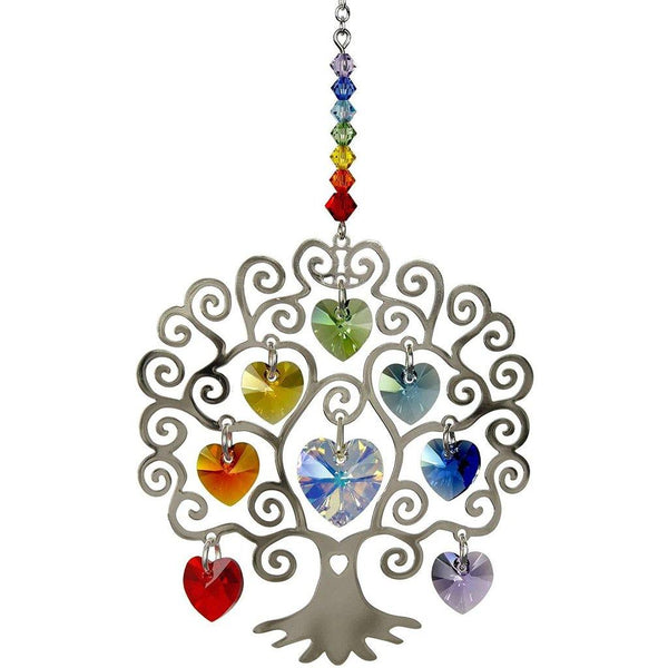 Woodstock Chimes : Crystal Tree of Life