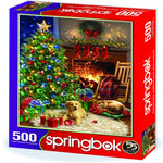 Christmas Morning 500 Piece Jigsaw Puzzle