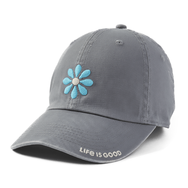 Life Is Good : Daisy Chill Cap in Slate Gray