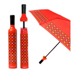 Vinrella : Wine Bottle Umbrella in Deco
