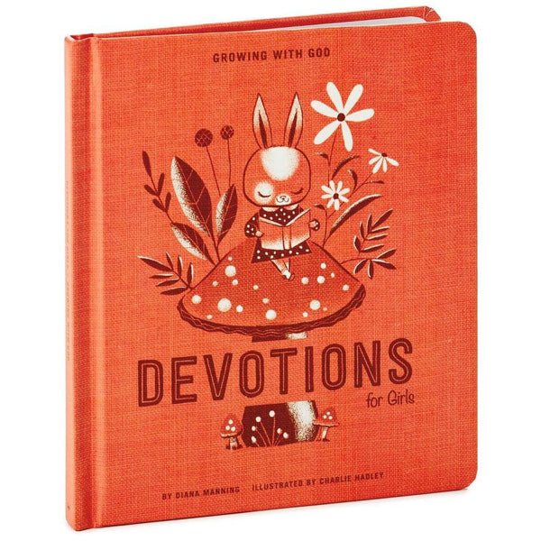 Hallmark : Devotions for Girls Book