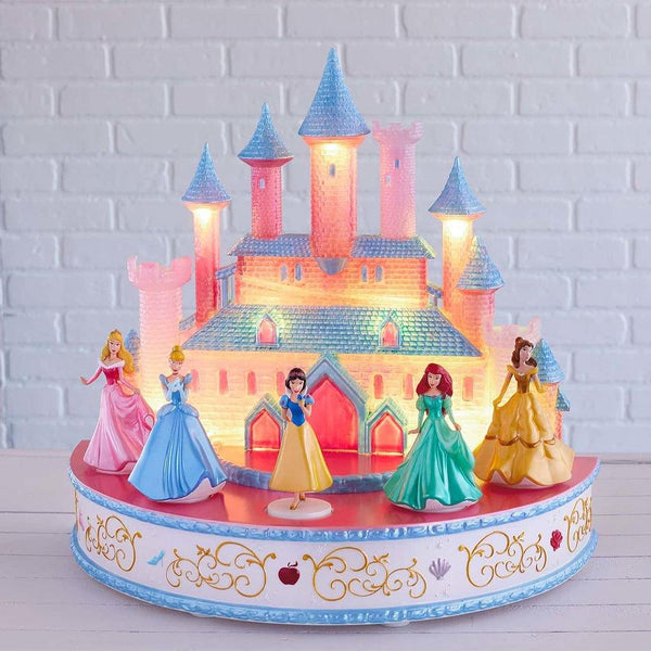 Hallmark : 2019 Disney Princess Live Your Story Tabletop Decoration