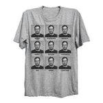 The Faces of Bill T-Shirt