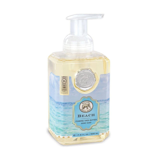 Michel Design Works : Beach Foaming Hand Soap - Annie's Hallmark & Gretchen's Hallmark, Sister Stores