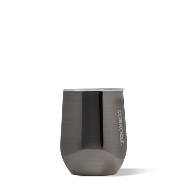 Corkcicle : Stemless Wine Cup in Gunmetal