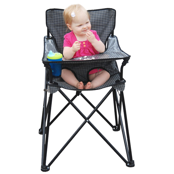 ciao! baby Check Portable Highchair (2 Asstd Colors) - Annie's Hallmark Baldoria