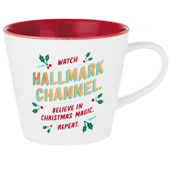 Hallmark : Hallmark Channel Christmas Magic Mug, 20 oz.