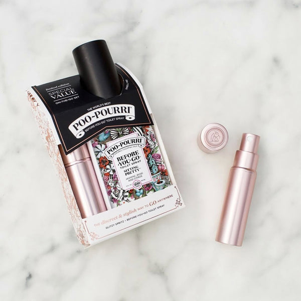 Poo-Pourri : On-the-Go Set