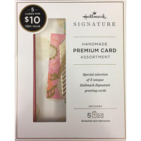 Hallmark : Birthday Signature Card Assortment - Set of 5