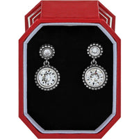 Brighton : Twinkle Duo Post Drop Earrings Gift Box