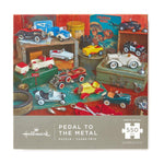 Hallmark : Pedal to the Metal 550-Piece Jigsaw Puzzle