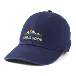 Life Is Good : Mountains Chill Cap