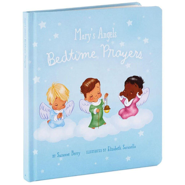 Hallmark : Mary's Angels Bedtime Prayers Board Book