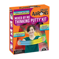 Crazy Aaron's Hypercolor Thinking Putty Kit - Annie's Hallmark Baldoria