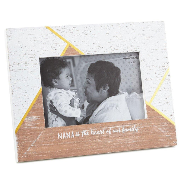 Hallmark : Nana Heart of Our Family Picture Frame, 4x6