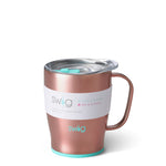 Swig Rose Gold Travel Mug