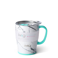 Swig : Travel Mug in Marble Slab
