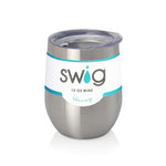 Swig Stainless Steel Stemless Wine Cup