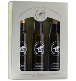 Saratoga Collection Olive Oil 3-Pack 200 ml