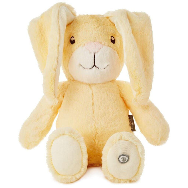 Hallmark : Peek-a-boo Bunny Stuffed Animal With Sound and Motion, 7.5""