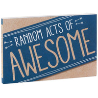 Hallmark : Random Acts of Awesome Book