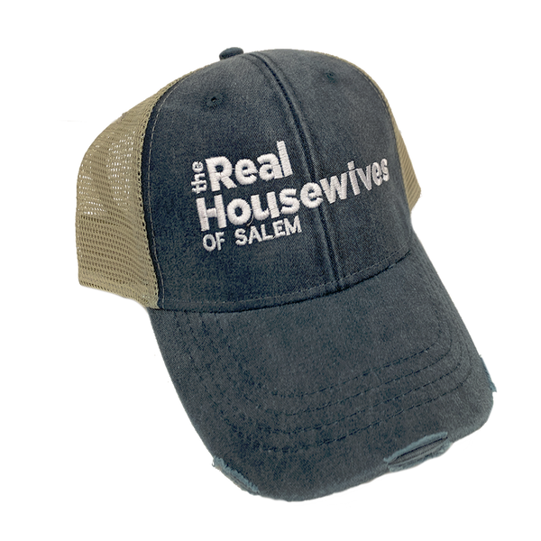 The Real Housewives of Salem Hat in Navy
