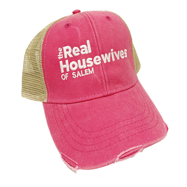 The Real Housewives of Salem Hat in Pink