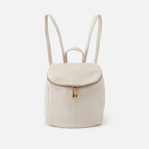 Hobo: River Backpack in Powder White